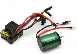 Mamba max high end brushless motor system